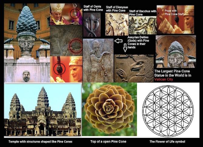 pineconesymbols