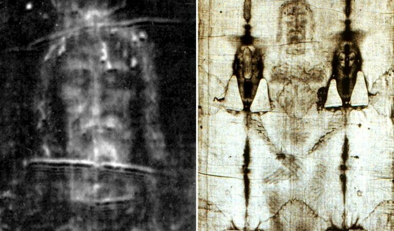 Study shows Shroud of Turin has DNA from Around the World