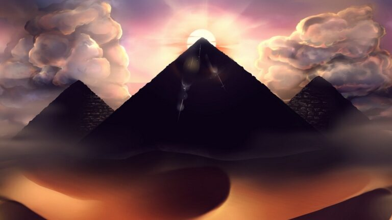 The Great Pyramid of Giza was built in Harmony with Planet Earth