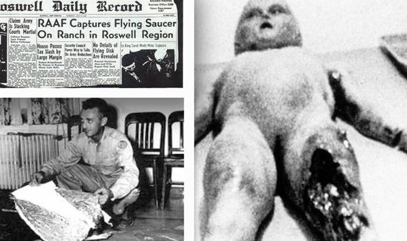 The Roswell UFO incidents remains as one of the greatest enigmas in modern Ufology