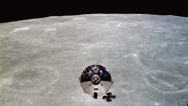 Mysterious sounds Apollo 10 Alien Music