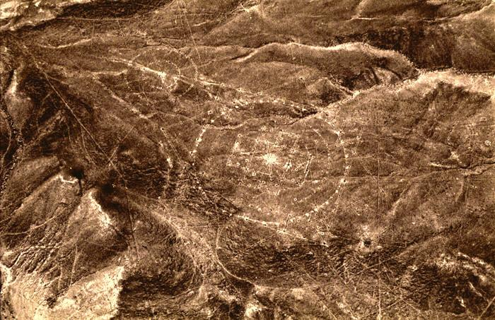 Unexplainable discovery: Ancient Indian Mandala found at Peru's Nazca lines