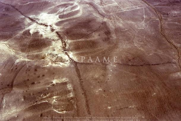 A mysterious ancient wall that extends 150 km across Jordan has left researchers perplexed