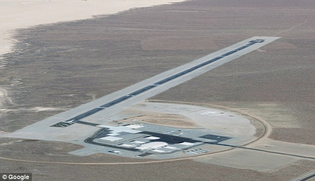 The Top Secret base known as Area 6 is located in the vicinity of infamous Area 51.