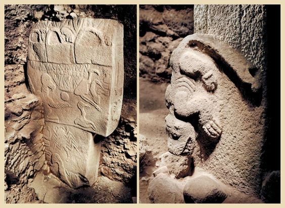Mind boggling images of göbekli tepe ancient code