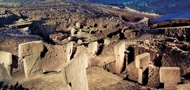 Archaeologists Find 15 Temples, And More Than 200 Standing Stones At Göbekli Tepe