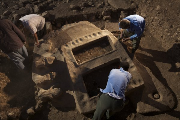 Numerous discovieres still waiting to be made at Göbekli Tepe