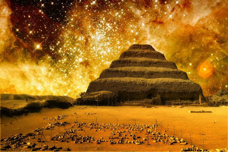 The Step Pyramid of Egypt