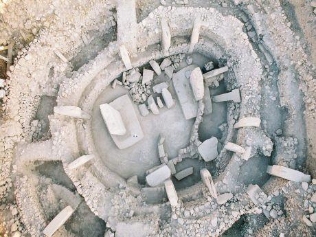 Göbekli Tepe arial view
