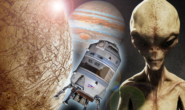 Amazing claims from NASA scientist: Alien life could exist ...