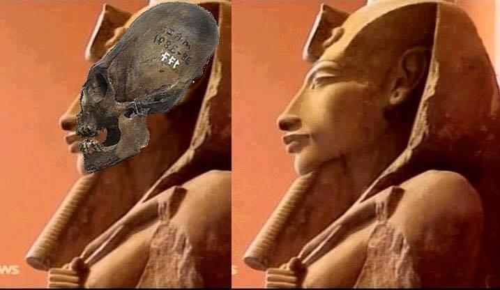 farao egito