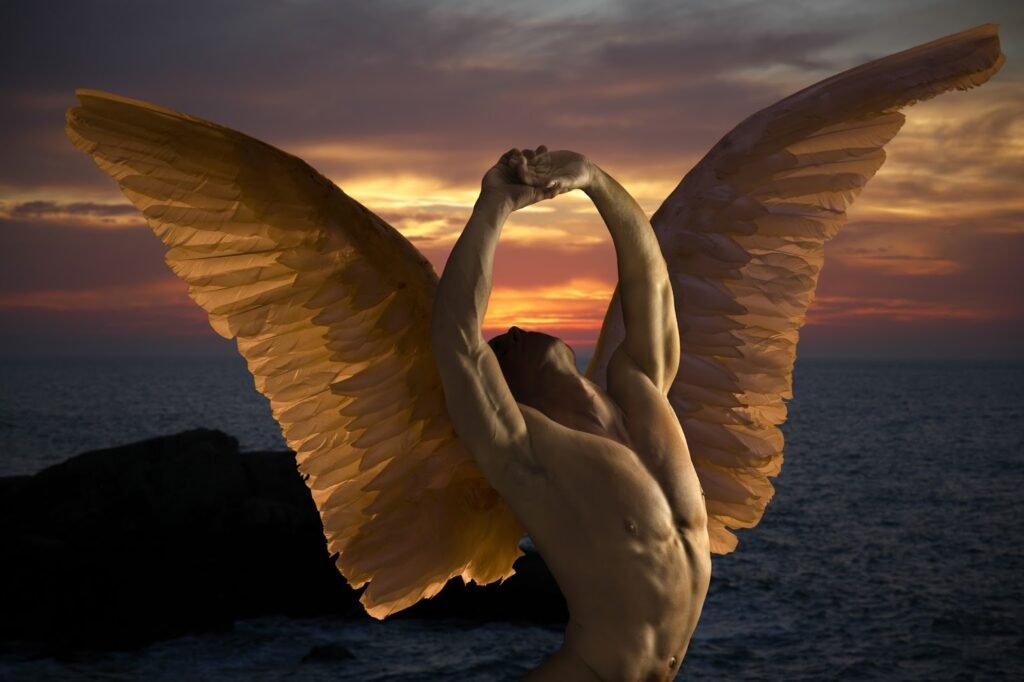 Nephilim and Fallen Angels, Ancient texts suggests these mythical beings were, in fact, real.