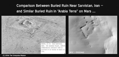 """Mars Reconnaissance Orbiter and """"The Lost Cities of Barsoom"""" - 1"""