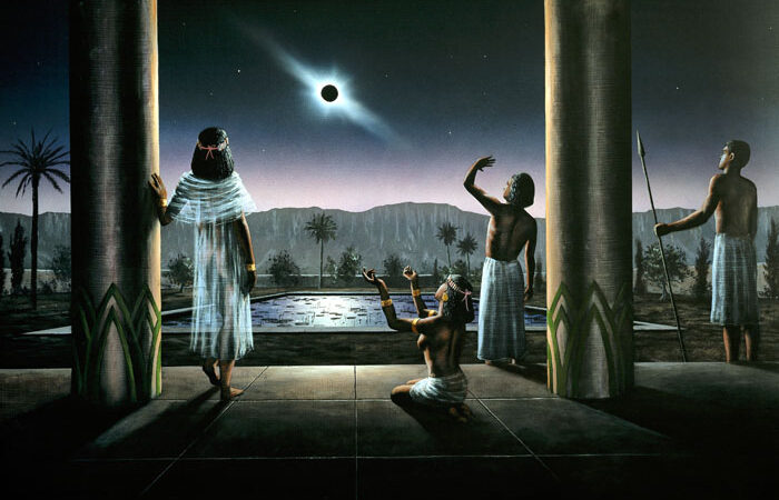 Amazing! Ancient Egyptians discovered a Solar System thousands of years ago