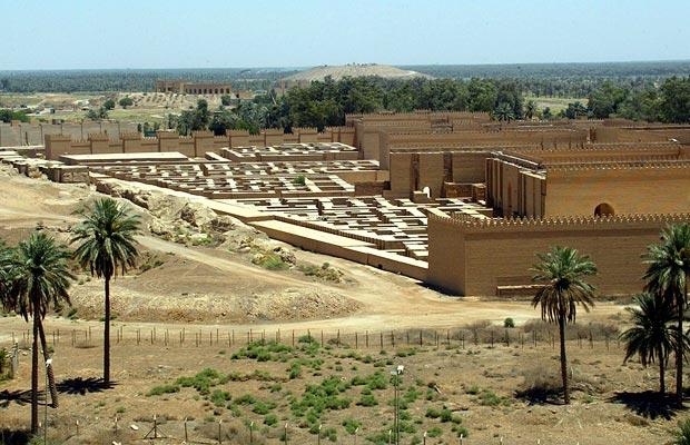 babylon-ruins