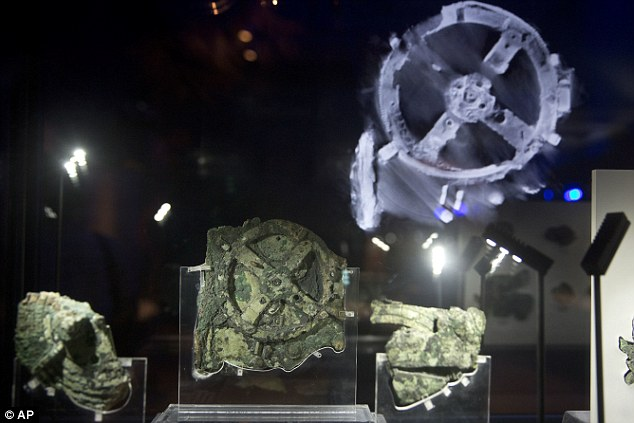 The world's oldest computer: A 2,100-year-old device used as a 'guide to the galaxy'
