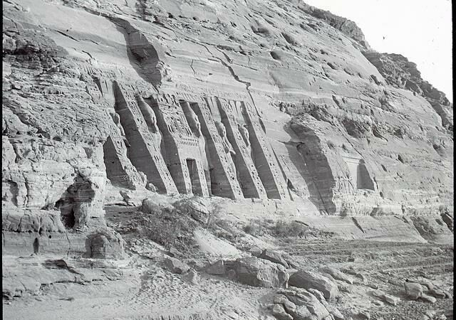 Ancient Egypt like you've never seen it before: 20 Rare Images of the Land of the Pharaohs