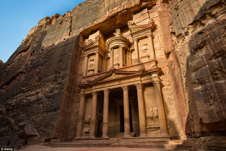 Ancient Petra one (1)