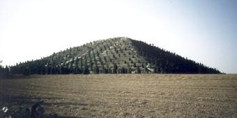 Mystery Chinese Pyramids