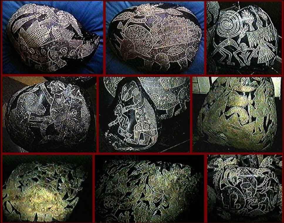 The Ica Stones of Peru