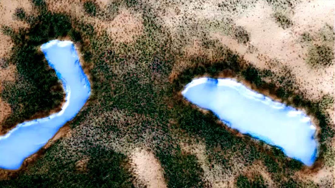 Lakes on MArs