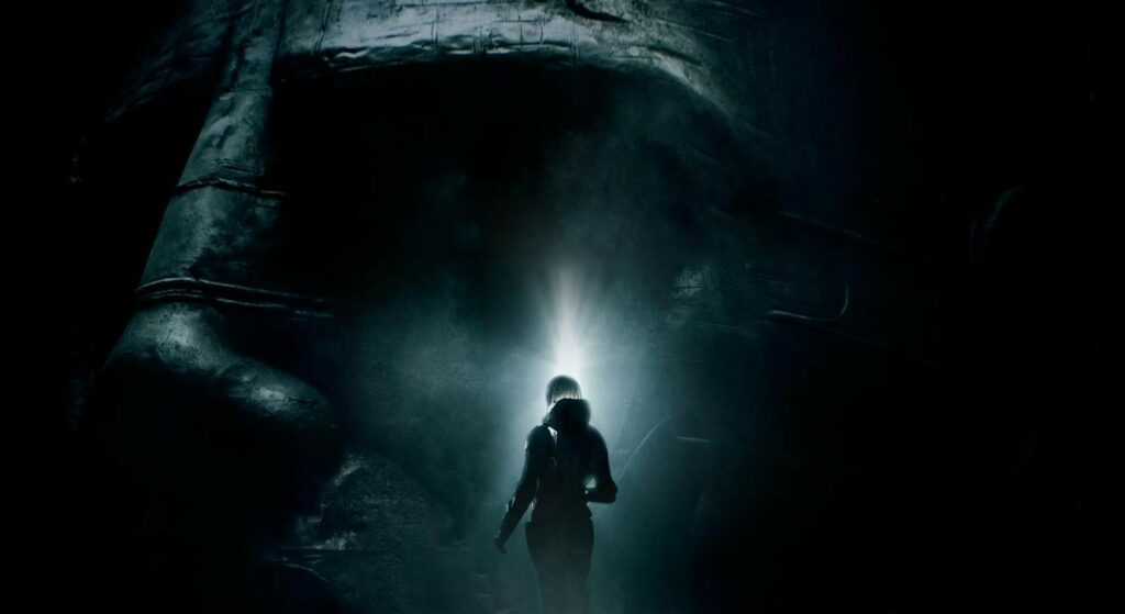 Must Aliens be a physical manifestation necessarily? What If there is Alien life out there we cannot even perceive? Image Illustration: Prometheus movie.