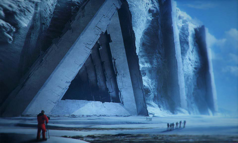Do you believe that the Nazis had the ability and means to construct secret bases around the globe? Among them, Base 211 on Antarctica. Image Credit