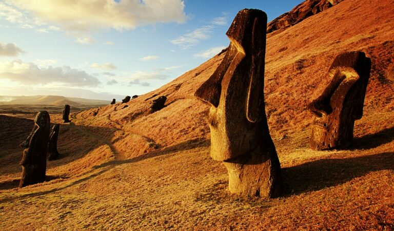 Potent Anti-aging bacteria discovered at Easter Island's Moai Statues