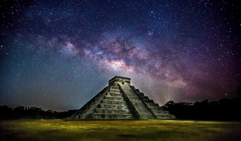 Ancient Maya Calendar Contains 'Secret Code' To Unlock Time Portals, Claims 'Researcher'