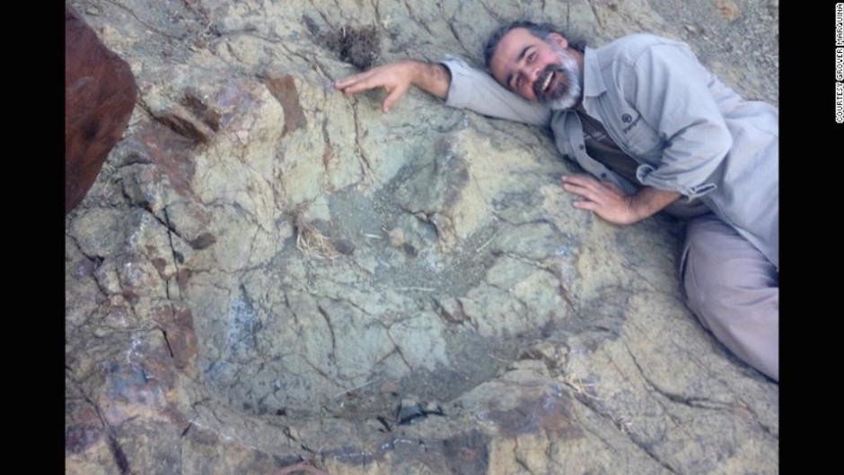 Giant Footprint (3)
