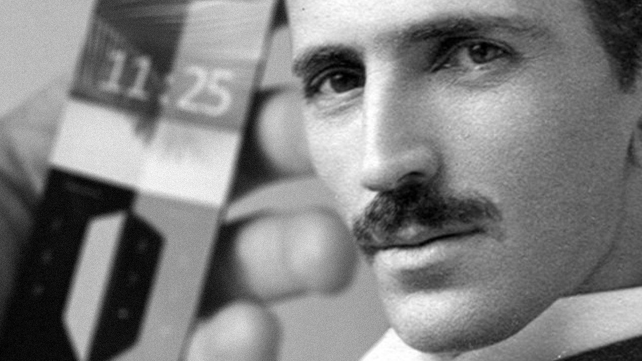 Nikola Tesla Prediction Smartphone