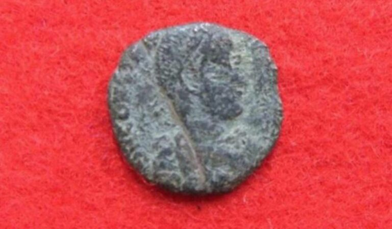 Researchers find ancient Roman coins in Japan