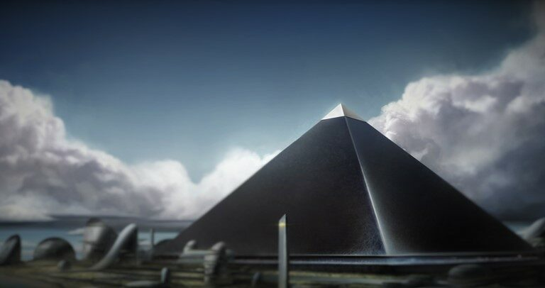 Forbidden History: There was a fourth black pyramid at Giza
