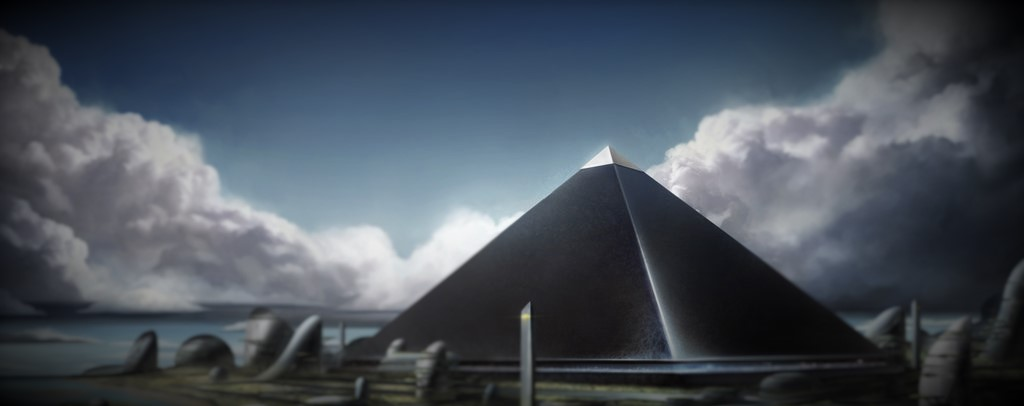 Forbidden History: There was a fourth black pyramid at ...