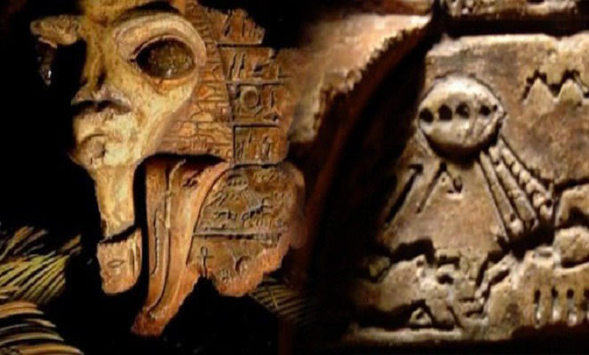 Alien artifacts from ancient Egypt found in Jerusalem & kept secret by Rockefeller Museum