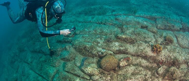Mediterranean Atlantis: Divers in Croatia find remains of ancient road