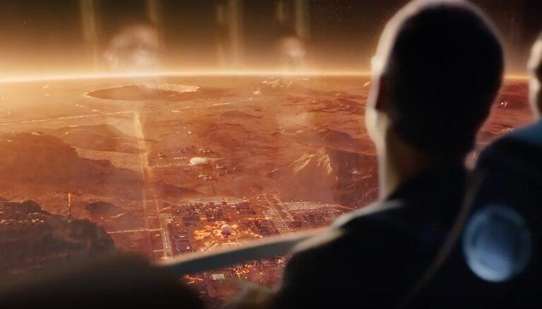 Secret Space Program Whistleblower claims Humans are on Mars since 70s