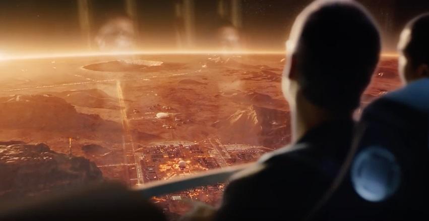 Risultati immagini per Elon Musk, Mars colony,