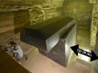 The Sarcophagi at the Serapeum of Saqqara.