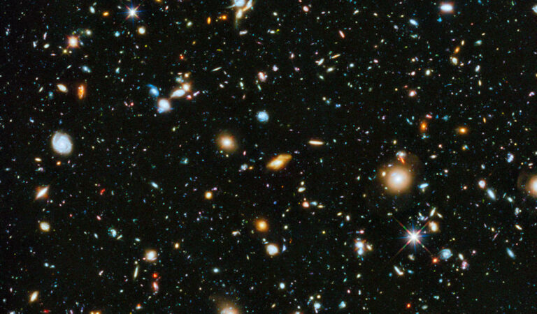 Universe has two trillion more galaxies than previously thought