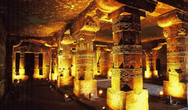11 facts about the rock-cut Ajanta Caves that will make your Jaw drop