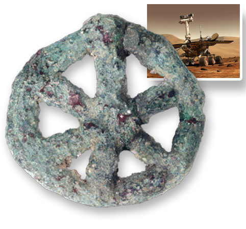 Researchers find a 6,000-year-old artifact created with TECHNOLOGY that NASA uses TODAY Ancient-Artifact