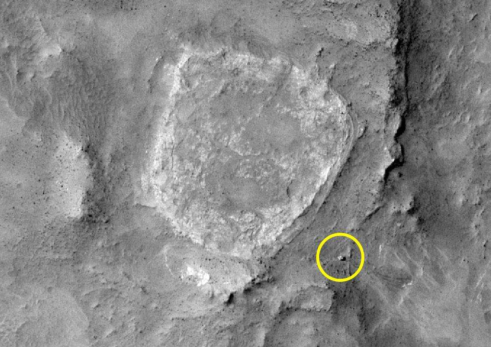 ancient-life-on-the-surface-of-mars
