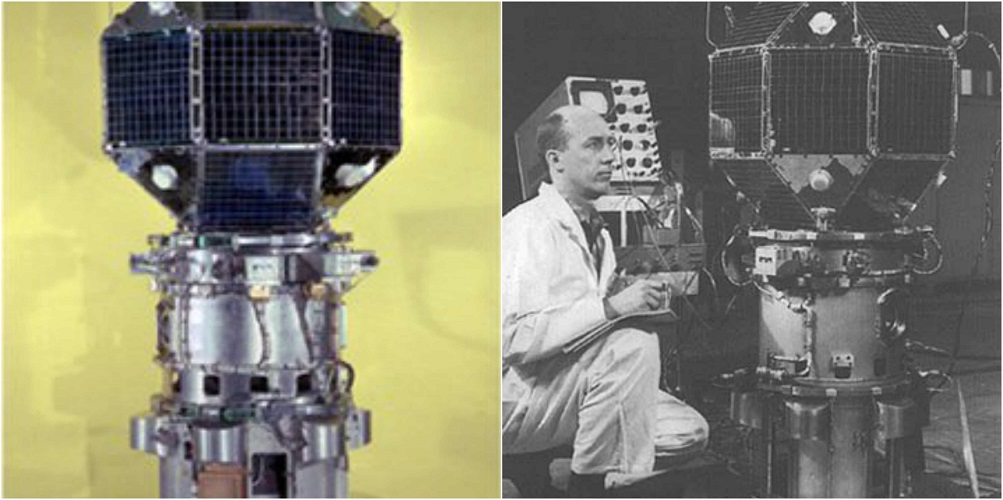 Satellite lost in space for 50 years has suddenly started transmitting again Mystery-satellite