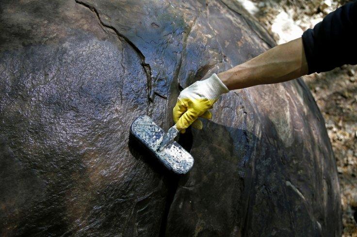 stone-sphere