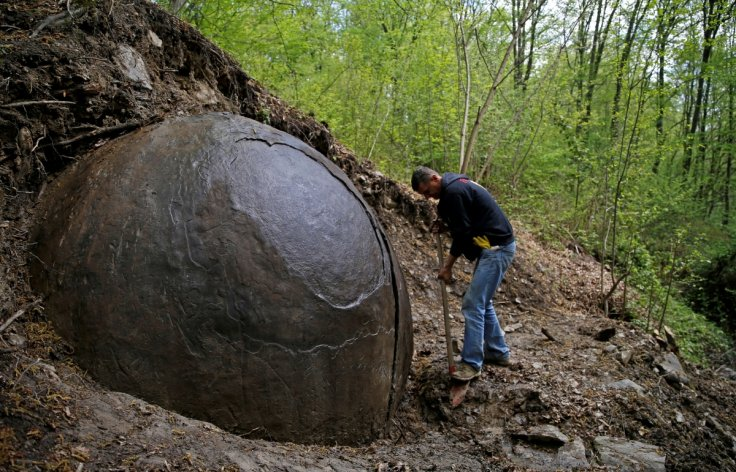A massive stone sphere in Europe is the ultimate evidence of a lost ancient Civilization