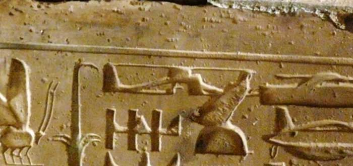 Otherworldly Technology? The temple of Seti I and the flying machines of ancient Egypt