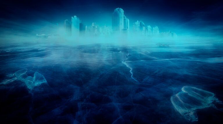 Atlantis: Located miles beneath the Ice sheet of Antarctica?