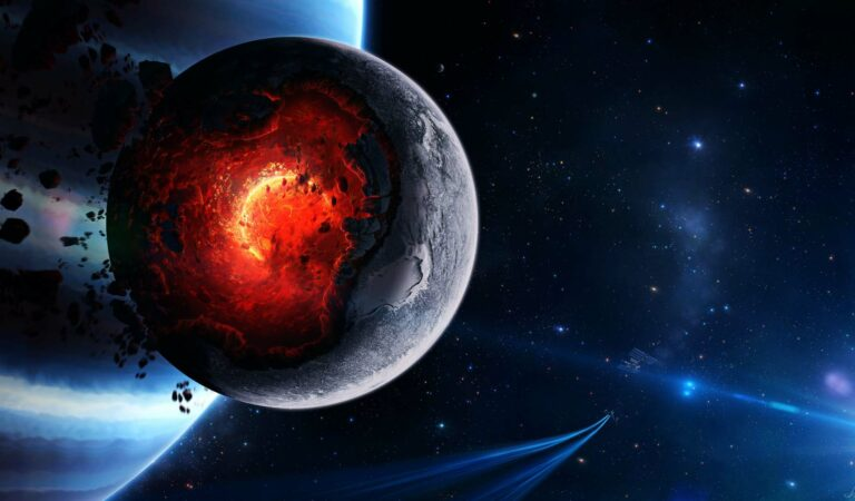 Meet Nibiru—The home of the Ancient Anunnaki Gods