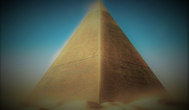 The Great Pyramid of Giza: Blueprints of an ancient technology